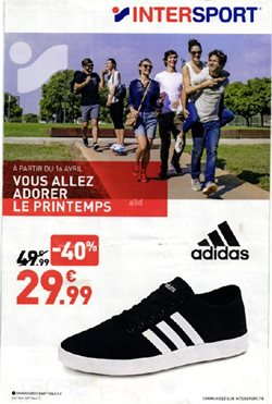 Catalogue Code Promo Réduction 2018 Et Novembre Intersport fd4Zqf