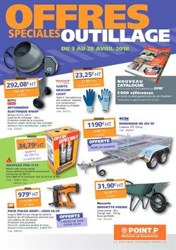 Offres Speciales Outillage
