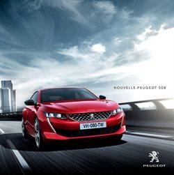 Peugeot Nouvelle-508 Berline