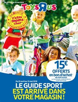 Le guide Sport