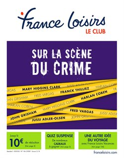 Catalogue France Loisirs