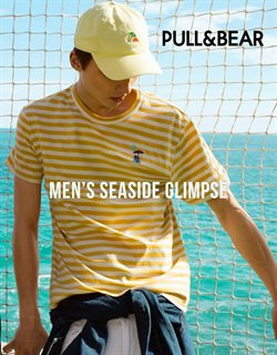 Men's Seaside Glimpse