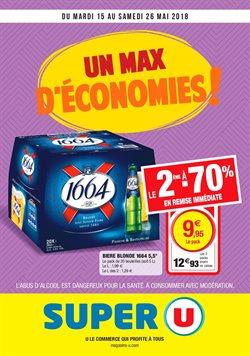 UN MAX D'ÉCONOMIES !