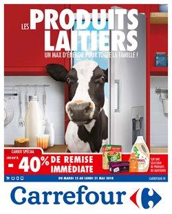 Les produits laitiers, un max d'énergie pour toute la famille