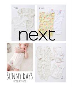 next sunny days