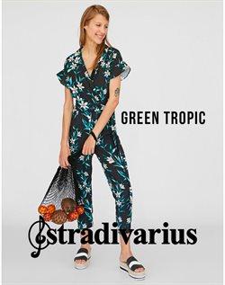 stradivarius Green Topic