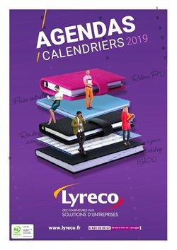 Agendas Calendriers 2019