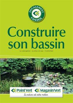 Construire son bassin