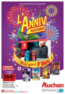 L'anniv Auchan le grand final