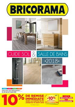 Guide sol & Salle de Bains 2018