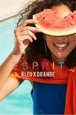 Bleu x Orange