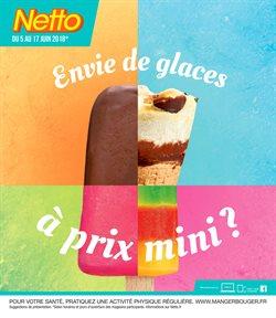 Envie de glaces à prix mini?
