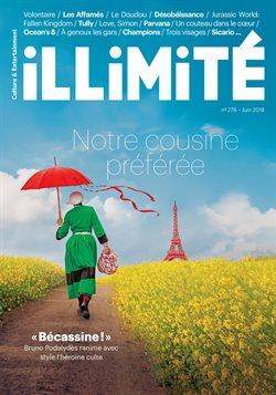 Magazine Illimite Juin 2018