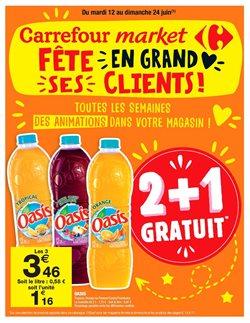Carrefour Market fête ses clients