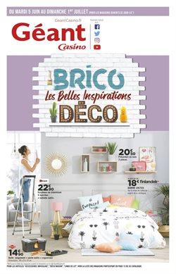 BRICO - Les belles inspirations déco
