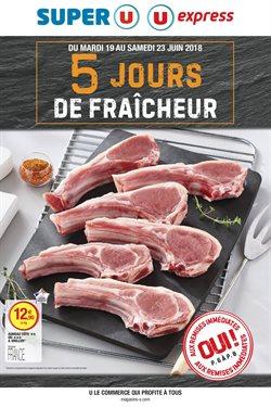 5 JOURS DE FRAÎCHEUR