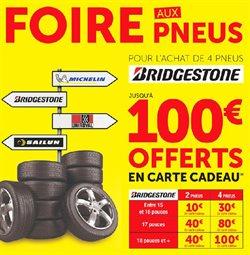 Foire aux pneus