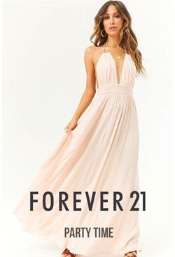 Forever 21 Party time