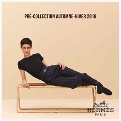 Pre-Collection Automne-Hiver 2018