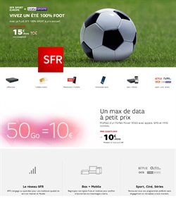 Promotions SFR
