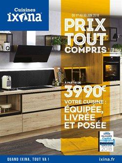 Ixina Catalogue Code Reduction Et Promo Mai 2020