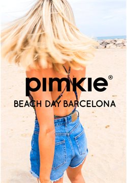 Pimkie Beach day Barcelona