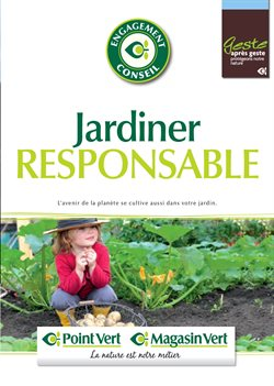 Jardiner Responsable