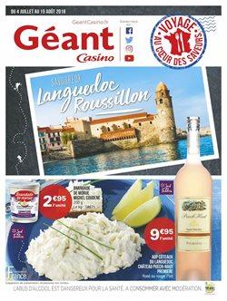 Savoureux terroir du Languedoc Roussillon