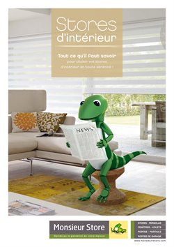 Guide Stores d'interieur