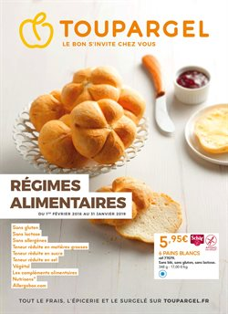 Catalogue Régimes Alimentaires