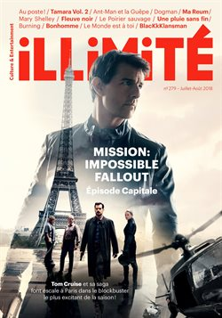 Magazine Illimite Juillet-Août 2018