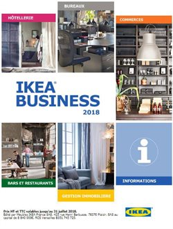 Ikea Business 2018