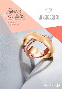Collection bijoux 2018 Mariages et fiancailles