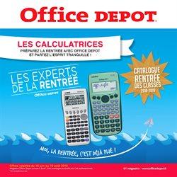 Les calculatrices