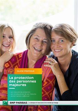 La protection des personnes majeures