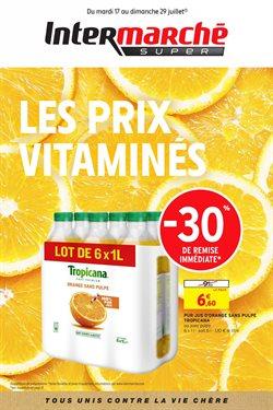 Les prix vitaminés