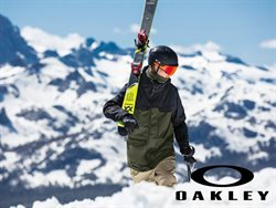 Oakley Snow Lookbook