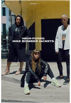 Nike Jacket bombers