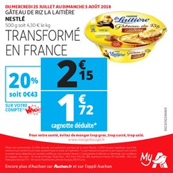 Le meilleur d'Auchan !