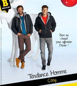 Tendance Homme