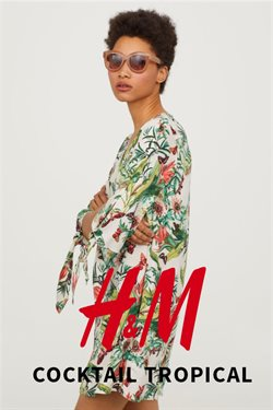 H&M Cocktail Tropical
