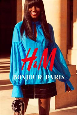 H&M Bonjour Paris