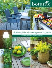 Guide mobilier et aménagement du jardin