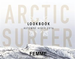 Lookbook Automne/Hiver Femme