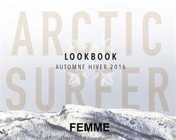 Lookbook Automne/Hiver Femme