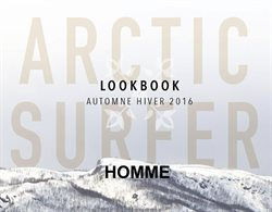 Lookbook Automne/Hiver Homme