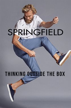 Springfield Thinking out side the box