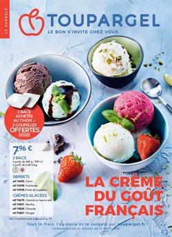 La crème du goût français