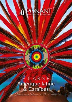 Le carnet Amérique Latine & Caraïbes