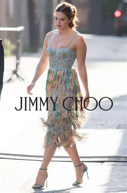 Celebrity Sightings Wearing Jimmy Choo